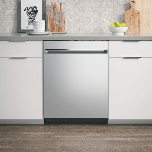 "GE® 24"" Built-In Dishwasher Stainless Steel - GDT225SSLSS"