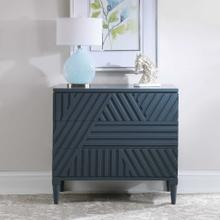 See Details - Colby 3 Drawer Chest, Blue