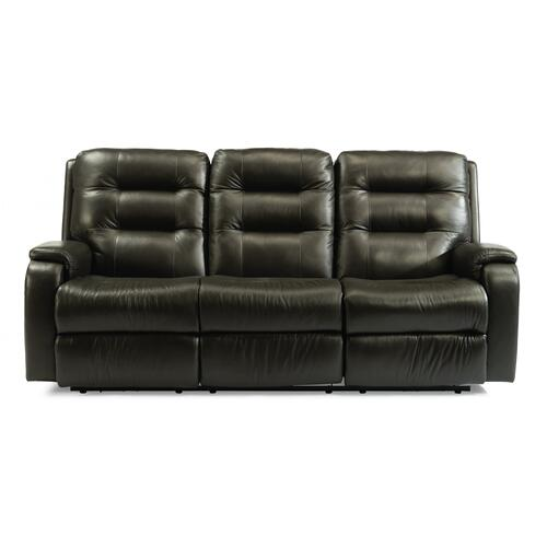 Arlo Power Reclining Sofa with Power Headrests & Lumbar