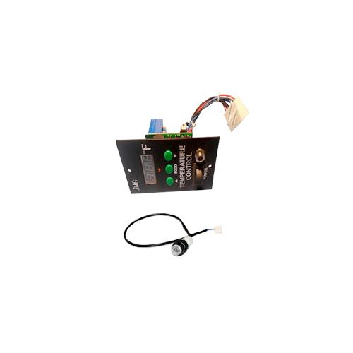 Non-WiFi Retrofit Kit w/ low pellet alarm & meat probe