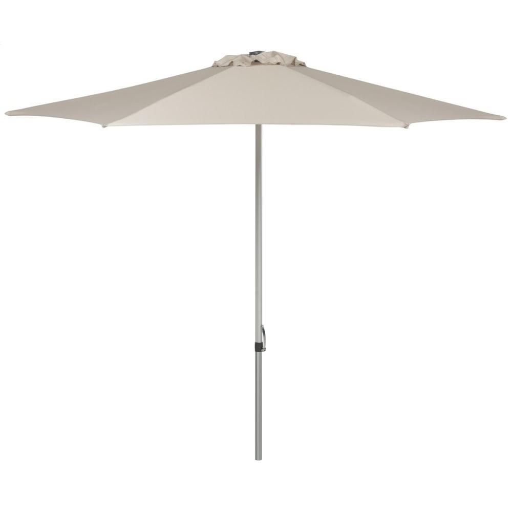 Hurst 9 Ft Easy Glide Market Umbrella - Beige