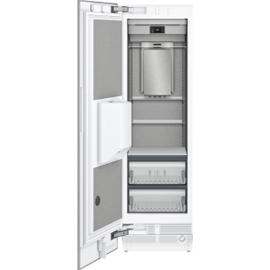"""400 series Vario freezer 400 series Niche width 24"""" (61 cm) Fully integrated, panel ready, with ice and water dispenser"""