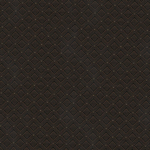 Crown Back Banquet Chair in Venus Chocolate Fabric - Silver Vein Frame