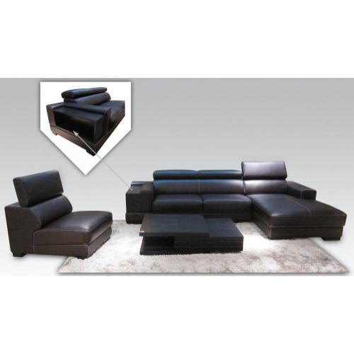 Divani Casa SBO3986 Sectional Sofa Set