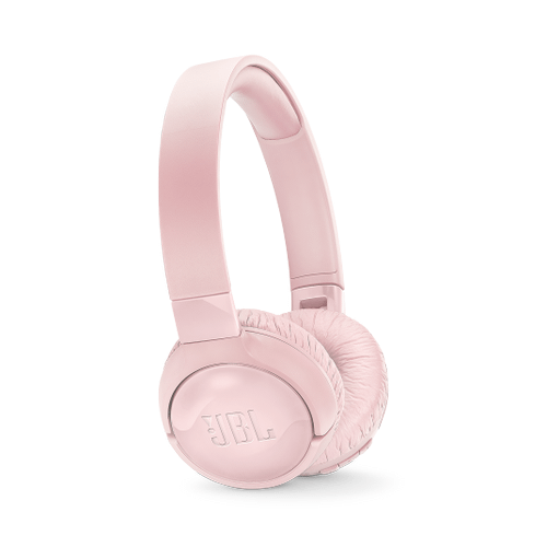 JBL TUNE 600BTNC Wireless, on-ear, active noise-cancelling headphones.