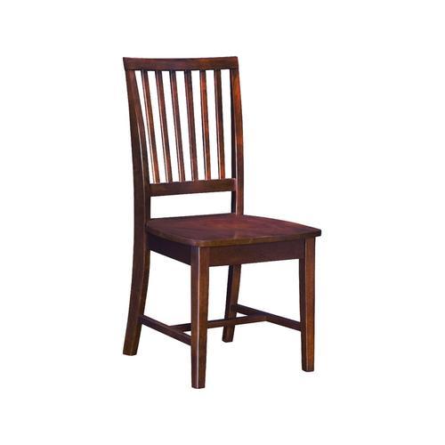 Mission Chair in Espresso
