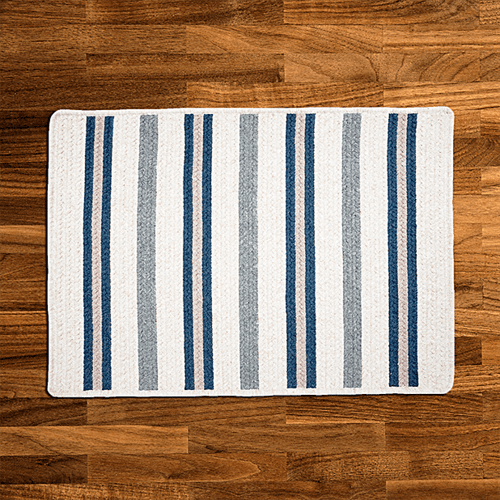 Allure Rug AL59 Polo Blue 2' X 3'
