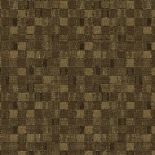 Flash Furniture - 18.5''W Church Chair in Empire Khaki Fabric with Book Rack - Gold Vein Frame