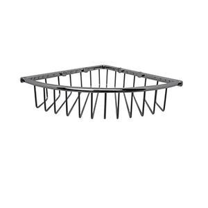 Essentials Corner Wire Soap Basket, Medium Product Image