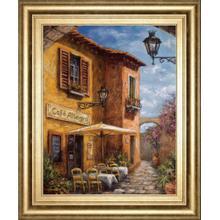 Courtyard Caf By Surridge, M