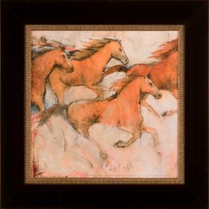 Horse Fresco I