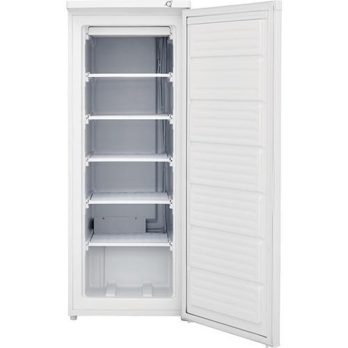 Frigidaire - Frigidaire 6 Cu. Ft. Upright Freezer