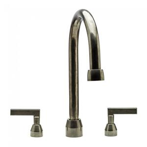 Deck Mount Tub Filler Silicon Bronze Brushed Product Image