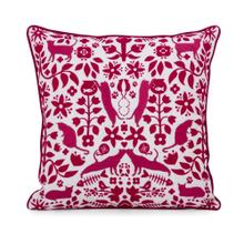 Otomi Cat Pillow 16 x 16