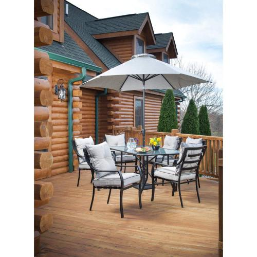 Hanover Table Umbrella for the Lavallette Outdoor Dining Collection, LAVALLETTEUMB