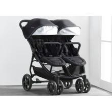 Jeep® Destination Side x Side Double Ultralight Stroller - Midnight (2013)