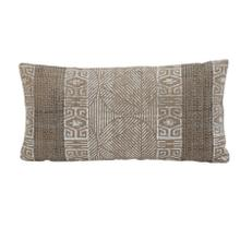 6814282 - Pillow 60x30 cm YAZIR light brown print