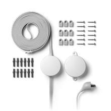 Nest Cam IQ Outdoor: Weatherproof Power Adapter