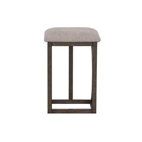 Standard Furniture - Amberleigh 2-Pack Folding Barstools, Brown