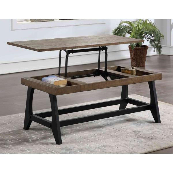 See Details - Ralston Lift-Top Cocktail Table