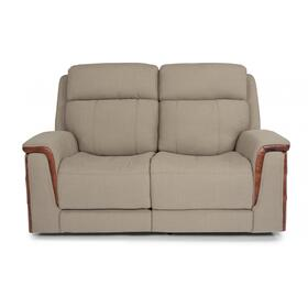Snyder Power Reclining Loveseat with Power Headrests
