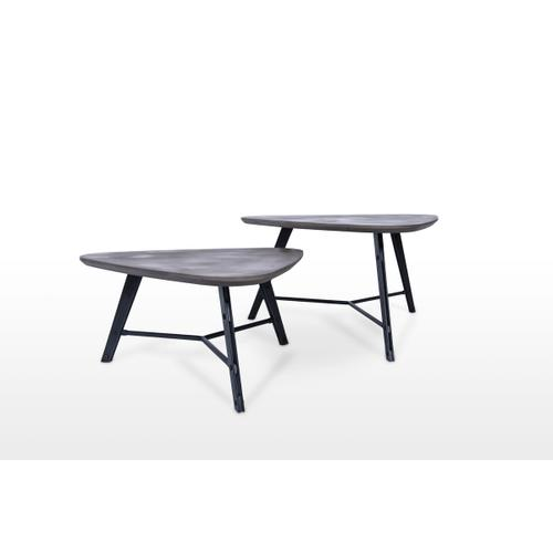Modrest Claw Modern Large Coffee Table