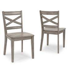 Walker Chair (set of 2)