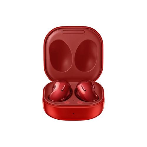 Gallery - Galaxy Buds Live, Mystic Red