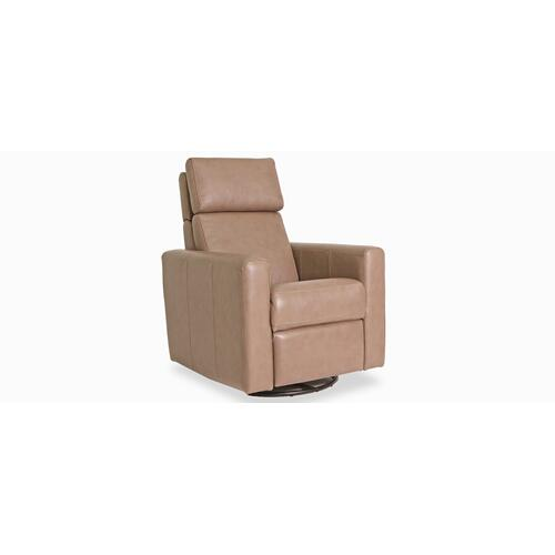 Dario Swivel and rocking motion chair with Premium Option