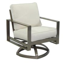 View Product - Park Place Cushioned Swivel Rocker