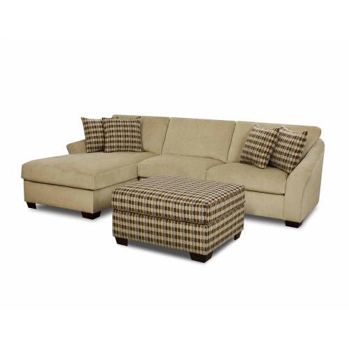 Simmons Upholstery - Full Sleeper