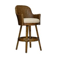 See Details - Counter Stool Chronograph Wicker Bar and Counter Stools