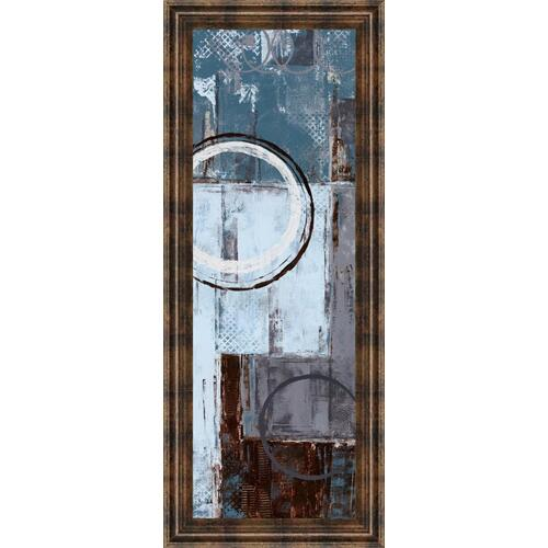 "Classy Art - ""Cool Dance I"" By Maria Donovan Framed Print Wall Art"