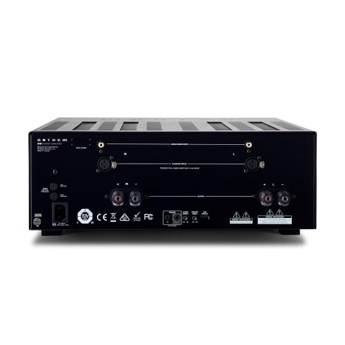 Stereo power amplifier with 400W/600W/800W into 8/4/2 ohms