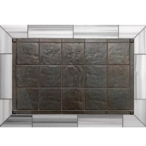 Basic - Backsplash Silicon Bronze Brushed Product Image