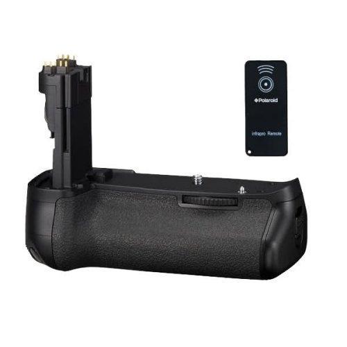 Polaroid Wireless Performance Battery Grip For Canon Eos 5D Mark 3 Digital Slr Camera (PL-GR185DM3)