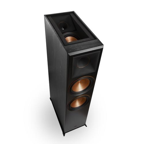 Klipsch - RP-8060FA 7.1.4 Dolby Atmos® Home Theater System - Ebony