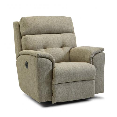 Mason Power Rocking Recliner