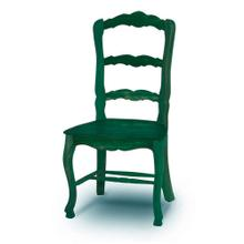 View Product - Provincial Dining Chair w/ Wood Seat