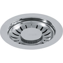 Waste Basket Strainers Plug Polished Chrome