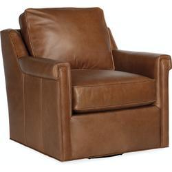 Bradington Young Madison Swivel Chair 8-Way Tie 770-25SW