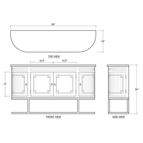 Gallery - Dulwich Sideboard