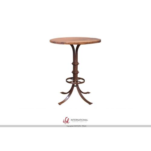 Iron Bistro Table Base
