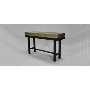 2 Plank Sofa Table