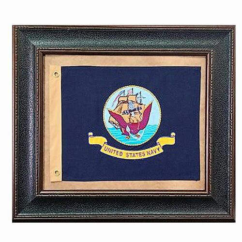 L.M.T. Rustic and Western Imports - US Navy Flag