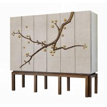 See Details - Cherry Blossom Cabinet - Oak