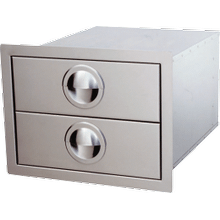 See Details - Double Drawer