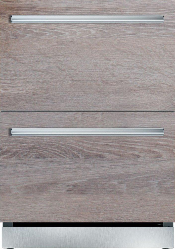 ThermadorFreedom® Drawer Refrigerator 24'' Professional Stainless Steel T24ur900dp