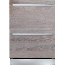 Freedom® Drawer Refrigerator 24'' Professional Stainless steel T24UR900DP