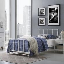 View Product - Estate Twin Bed in White